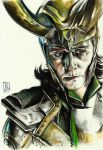 Loki by kittrose