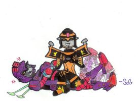 V Is For Victory by Transformersfan4ever