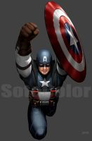 Captain America 6 by JPRart