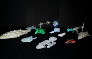 Rag Tag Fleet - Pic 4 by CyberDrone