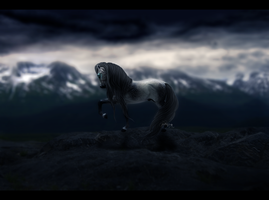 king beneath the mountains, by lairelark
