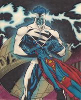 Superman Blue by Superman8193