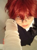 Young Grell stucliff Test by Die-Rose