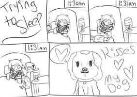 trying to sleep by OniChick63