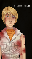 Silent Hill 3: Heather by Rad-Pax