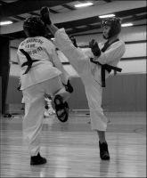 Sparring by thepunkexperience
