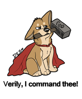 THORGI by xWolfPrincex