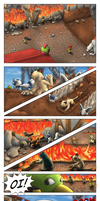 M1 - Of 'Mons and Monstrosities - Page 7 by ArtOfTheGame
