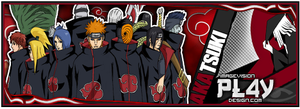Akatsuki Sign by FernandoReyesIV