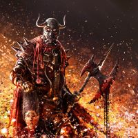 Hell Knight by badillafloyd