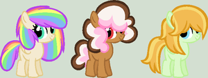 Filly Adopts by MaddieAdopts