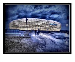 :::allianz arena:::munich::: by SilentAwakening