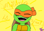 100 Ths. .:002 Smile:. Smiling is great! by Sammy8D257