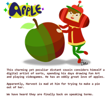 Apple ID 4 by ApplesRockXP