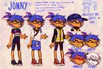 jonny the lame-o squib by homoda