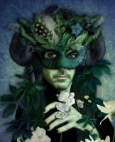 Cernunnos by EveBlackwood