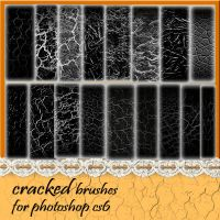 Cracked Brushes  by roula33