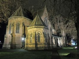 Inverness cathedral by piglet365