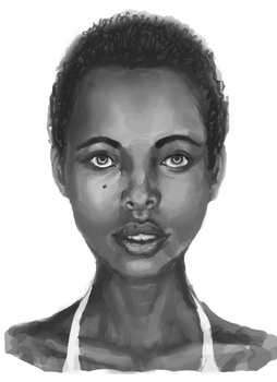 portrait study by Toothsmile