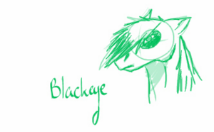Blackeye by wolf--eyes