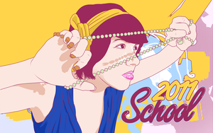 Another School Year by Vasco-gfx