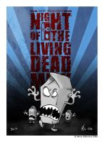 Night of The Living Dead 2 by art-exp