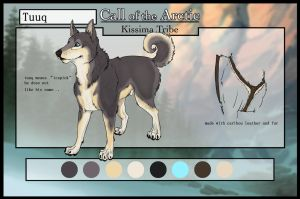 CotA - Tuuq Application - Kissima by Truro