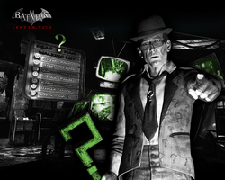 The Riddler (Edward Nigma) by BatmanInc