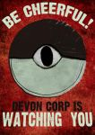 Devon Corp is Watching You by ClassyWurmple