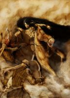 coltaine's charge by slaine69