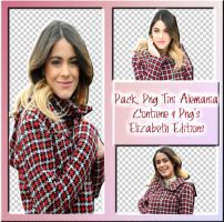 Pack Tini Alemania ElizabethEditions25 by ElizabethEditions25