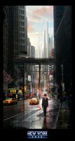 New York 2030 by Grivetart