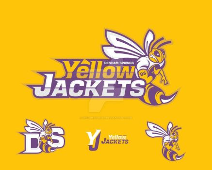Yellow Jackets by dinoDESIGNS87