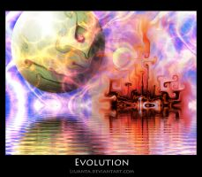 Evolution by Liuanta