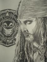Jack Sparrow by nataku145