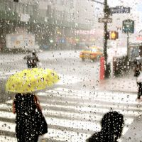 rain in ny 3 by denizbuga