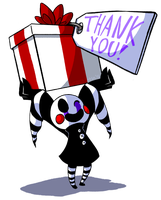 Thank You! by TerraTerraCotta