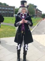 Undertaker Mad Hatter ver. Amecon '12 by KaniKaniza