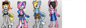 Adoptables~ {{CLOSED}} by The-Insane-Puppeteer