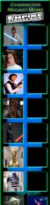 The Empire Strikes Back Recast by Jdailey1991