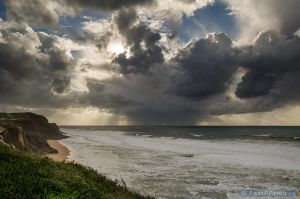 Storm Over the Sea by PauloPPereira