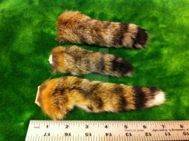 Bobcat tails for sale by KonekoKaburagi