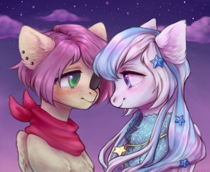 some Valentine's Day sweeties by ShiruSublebowler