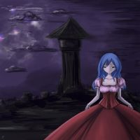 Tower (Juvia) by Chsabina
