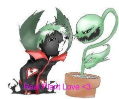 Real Plant Love by EveryBodies-Mistress