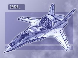 SF-258 by TheXHS