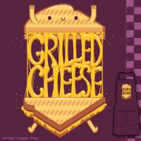 Grilled Cheese Time! - apron by InfinityWave