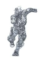 Battalion by noelrodriguez