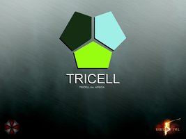 Tricell - RE5 by RedDevil00