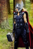 Female Thor Edit by Greenticky